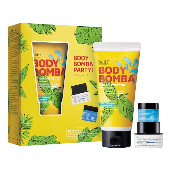 Body Bomba Party Holiday Special Set, BELIF