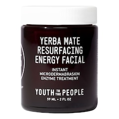 Yerba Mate Instant Microdermabrasion Enzyme - Tratament facial exfoliant, YOUTH TO THE PEOPLE