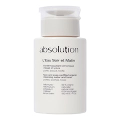 Cleansing Water and Toner - Lotiune tonica de curatare, ABSOLUTION