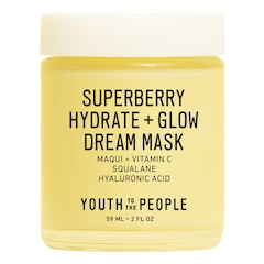 Superberry Hydrate + Glow Dream Mask - Masca hidratanta de noapte, YOUTH TO THE PEOPLE