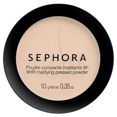 8HR Matifying Pressed Powder - Pudra compacta, SEPHORA COLLECTION