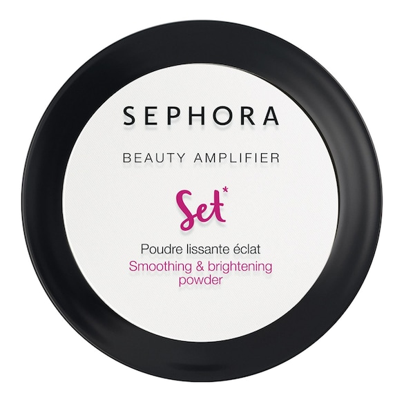 Beauty Amplifier Smoothing and Brightening Powder - Pudra de fixare incolora, SEPHORA COLLECTION
