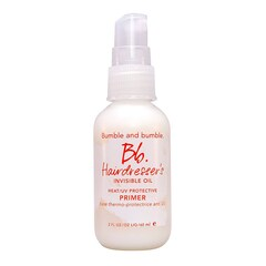 Hairdresserís Invisible Oil Heat & UV Protective Primer, BUMBLE AND BUMBLE